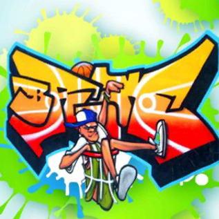 涂鸦篮球1.0 logo