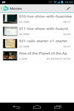 VPlayer视频播放器截图3