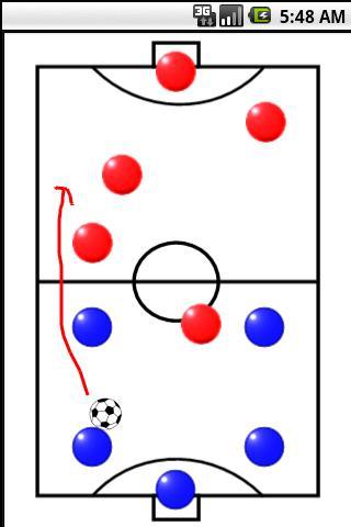 足球战术板截图2