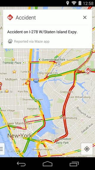 谷歌地图截图4