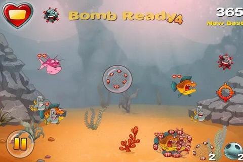 炸弹鱼电脑版截图1