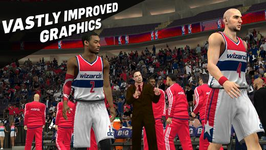 NBA2K15电脑版截图1