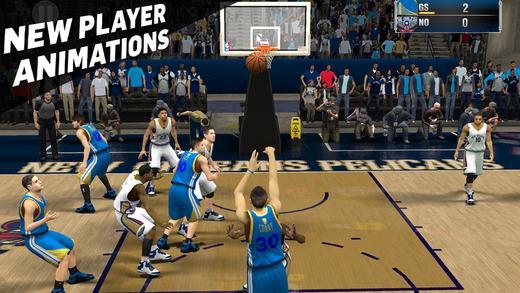 NBA2K15电脑版截图3