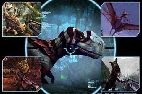 夺命侏罗纪截图3