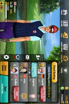 高尔夫之星截图3