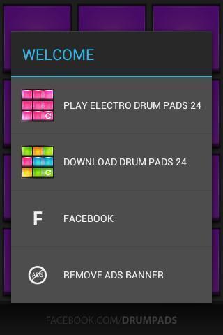 电鼓垫24( pad版)下载