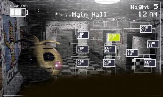 玩具熊的五夜后宫2 电脑版截图1