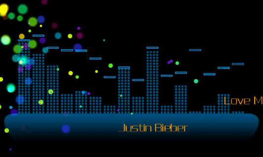 音乐频谱截图1