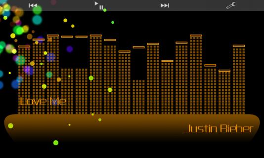 音乐频谱截图3