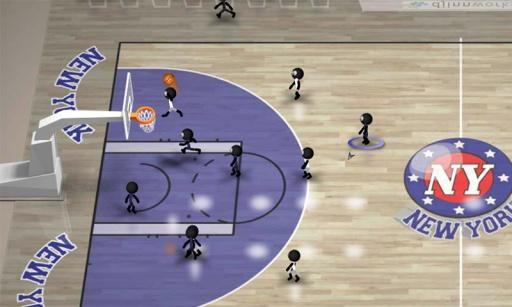 火柴人篮球电脑版截图4
