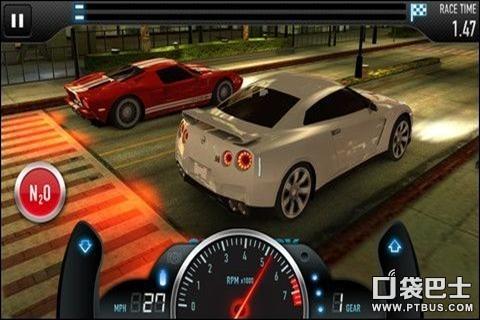 壁纸 汽车 赛车 游戏截图 480_320