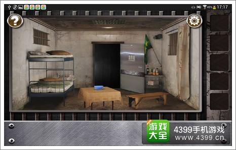 escape the prison room第五关攻略
