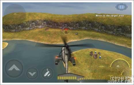 炮艇战3d直升机怎么玩?炮艇战3d直升机攻略详解