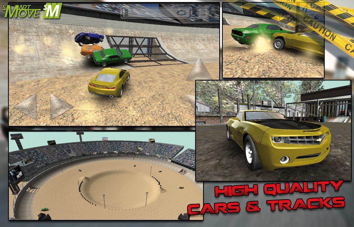 碰撞赛车3d怎么样 碰撞赛车3d游戏评测高清图片