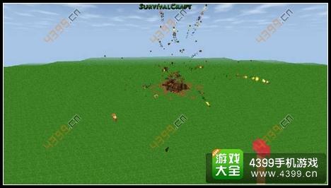 生存战争炸药桶大炮制作方法