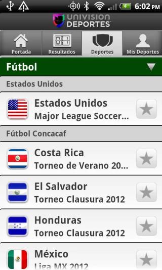 Univision截图4