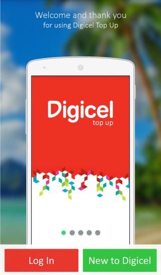 Digicel Top Up截图1