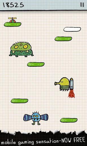 Doodle Jump截图2