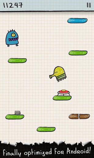 Doodle Jump截图3