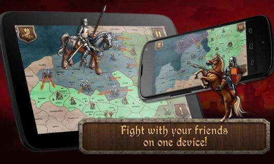 中世纪战争战略与战术截图2