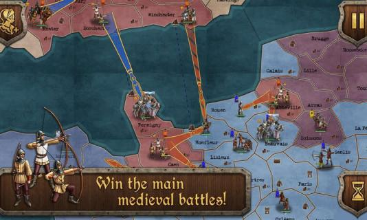 中世纪战争战略与战术截图1