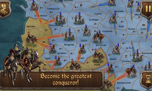 中世纪战争战略与战术截图4