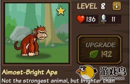 森林防御战猴子传奇动物大全详细图文详解