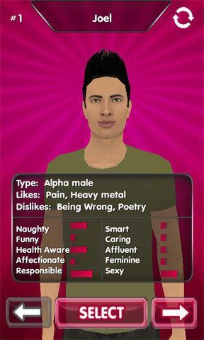 我的虚拟男朋友截图3