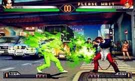拳皇98格斗无限币电脑版截图3