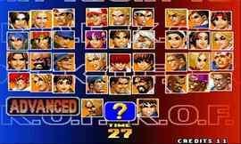 拳皇98格斗无限币电脑版截图2