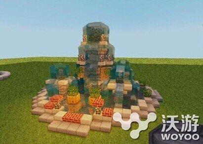 我的世界喷泉怎么制作?喷泉制作方法介绍