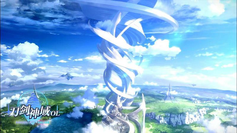 刀剑神域OL世界树冲顶攻略-极珍资源