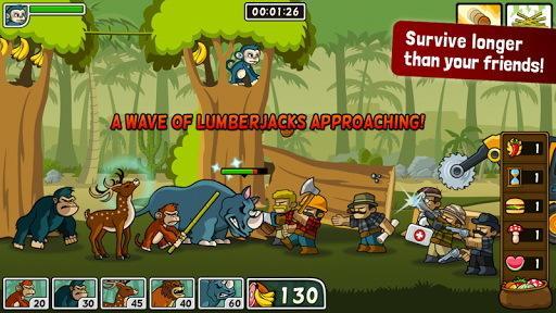 森林防御战猴子传奇电脑版截图4