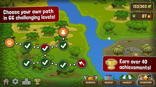 森林防御战猴子传奇电脑版截图3