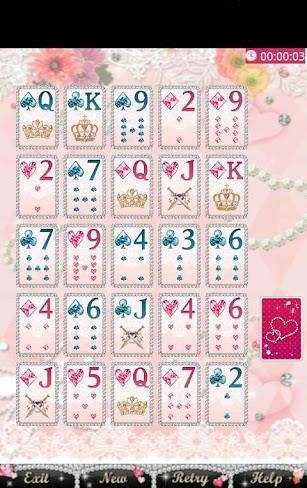 公主扑克牌截图3