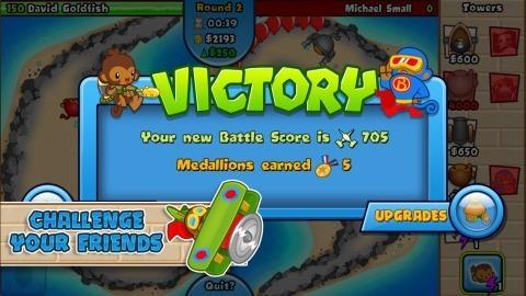 猴子塔防对战截图3