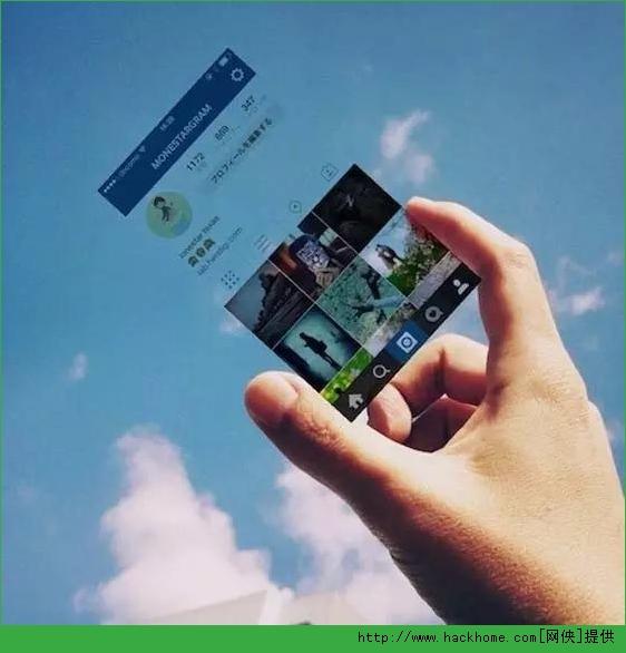 picsart怎么制作透明手机照片? picsart透明手机制作图文教程