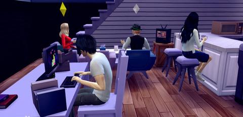 模拟人生4电脑版截图4
