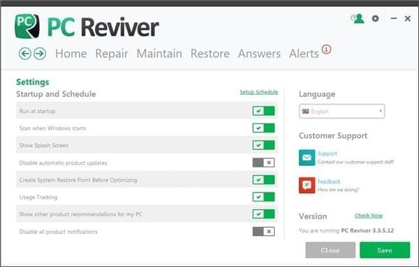 PC Reviver截图1