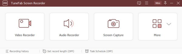 TuneFab Screen Recorder截图1