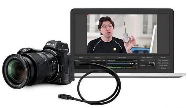 尼康Webcam Utility截图1