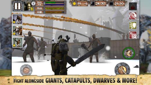 英雄城堡电脑版截图2