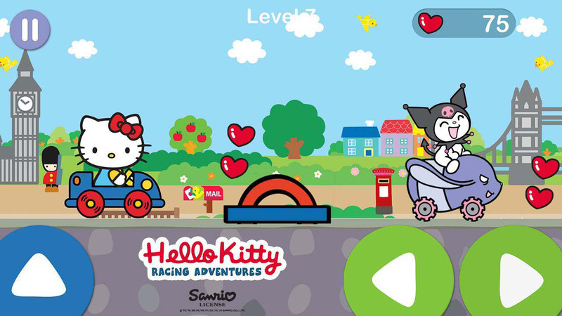 凯蒂猫飞行冒险电脑版截图1