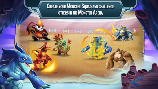 Monster Legends截图4
