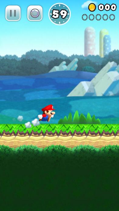 Super Mario Run截图1
