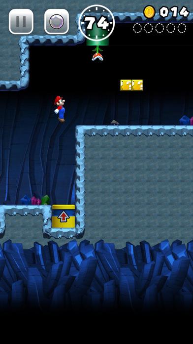 Super Mario Run截图2
