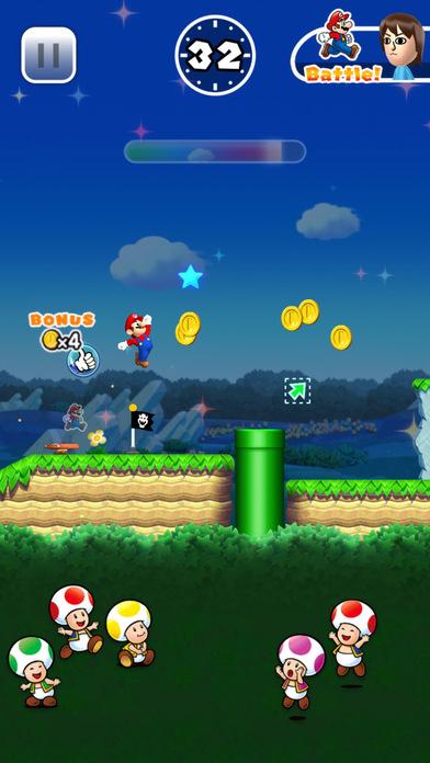 Super Mario Run截图4