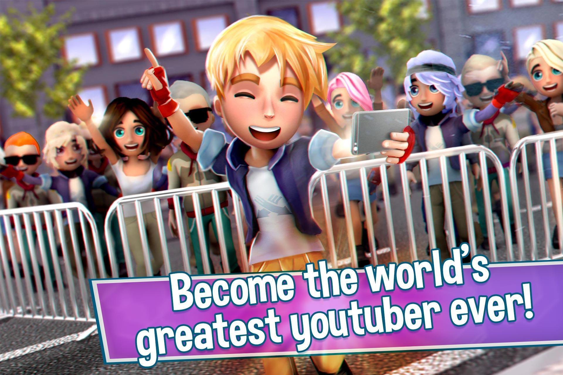 Youtubers Life截图2