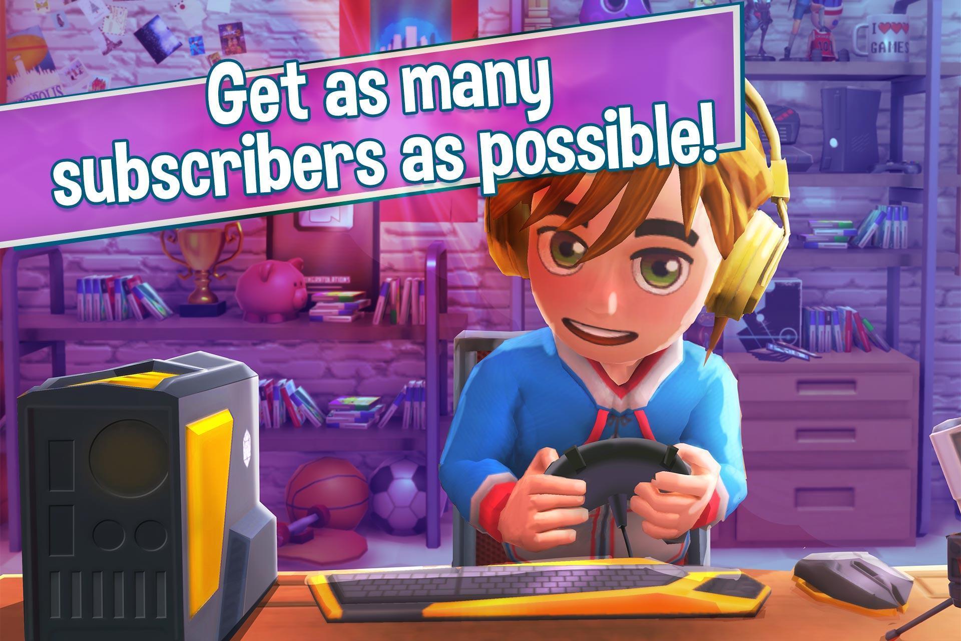 Youtubers Life截图4