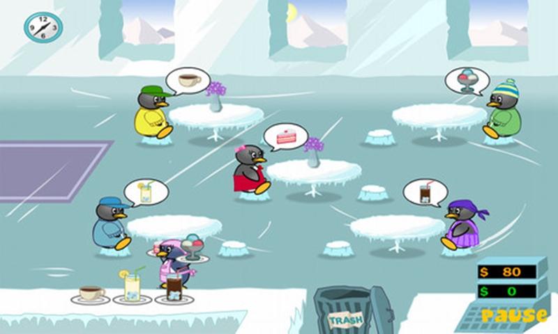企鹅餐厅2截图2